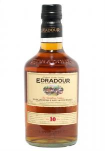 Edradour 10 YR Single Malt Scotch Whisky
