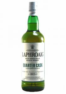 Laphroaig Quarter Cask Single Malt Scotch Whisky
