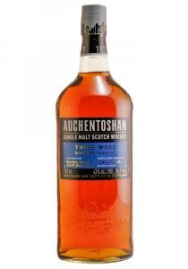 Auchentoshan Three Wood Single Malt Scotch Whisky