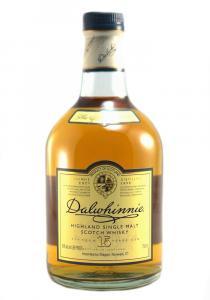 Dalwhinnie 15 YR Single Malt Scotch Whisky