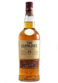 Glenlivet 15 YR French Oak Reserve Single Malt Scotch Whisky