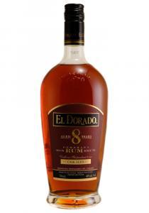 El Dorado 8 YR Demerara Rum