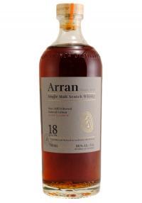 Arran 18 YR Single Malt Scotch Whisky