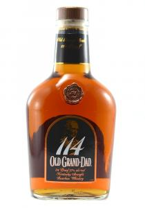 Old Grand-Dad 114 Kentucky Straight Bourbon Whiskey