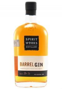 Spirit Works Distillery Store Pick Barrel Finished Gin