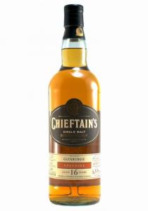 Glenburgie 16 Yr Chieftain's Bottling Single Malt Scotch Whisky