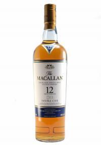 Macallan 12 YR Double Cask Single Malt Scotch Whisky