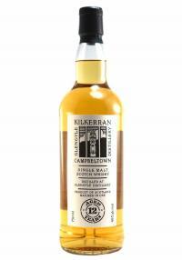 Kilkerran Glengyle Distillery 12 YR Single Malt Scotch