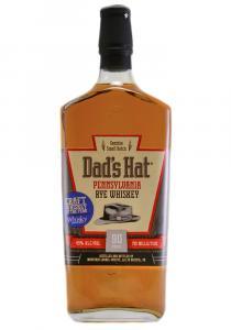 Dad's Hat Pennsylvania Straight Rye Whiskey