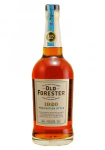 Old Forester 1920 Prohibition Style Kentucky Straight Bourbon Whiskey