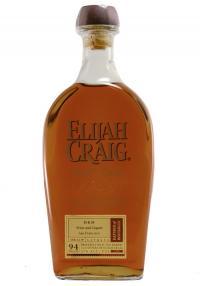 Elijah Craig D&M Store Pick Straight Bourbon Whiskey