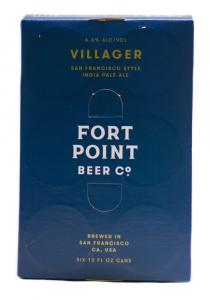 Fort Point Villager San Francisco Style IPA