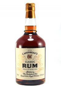 Cadenhead's Classic Rum