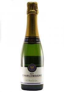 Guy Charlemagne Half Bottle Brut Reserve Champagne