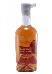 Seven Stills Half Bottle Darkstar November Whiskey