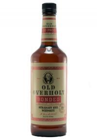 Old Overholt Bonded Straight Rye Whiskey
