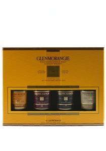 Glenmorangie Single Malt Scotch Whisky 4 Bottle Gift Set