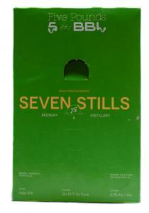 Seven Stills Five Pounds Per Barrel IPA