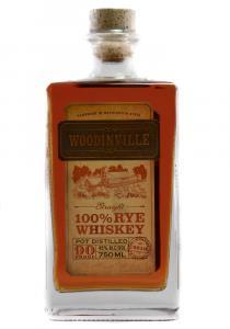 Woodinville 100% Rye Whiskey