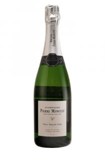 Pierre Moncuit Grand Cru Delos Blanc De Blancs Brut Champagne