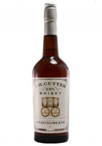 J.H Cutter American Whisky