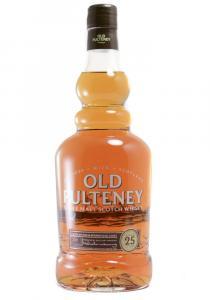 Old Pulteney 25YR Single Malt Scotch Whisky