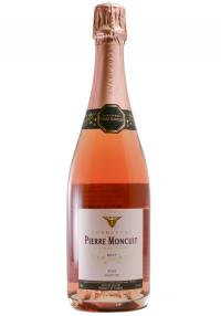 Pierre Moncuit Grand Cru Brut Rose Champagne