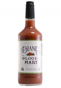 Diane's Bloody Mary 'Dirty Dianes' Jalapeno