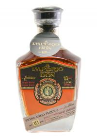 Imperio Del Don 10 YR Extra Anejo Tequila