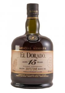 El Dorado 15 Yr. Rum