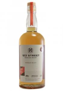 10th Street American Single Malt Whiskey