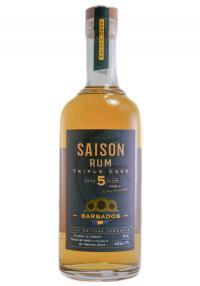 Saison Triple Cask 5 Yr. Barbados Rum
