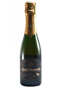 Jean Vesselle Oeil de Perdrix Half Bottle Blanc de Noir Brut Champagne