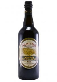 Hamilton Jamaican Pot Still Black Rum