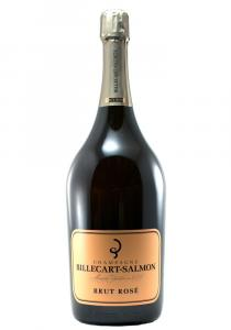Billecart Salmon Jeroboam Brut Rose Champagne