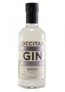Bordiga Half Bottle Occitan Gin - Italy
