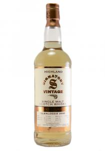 Glenlossie 10 Yr. Signatory Bottling Single Malt Scotch Whisky