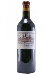 Cos D Estournel 2016 Bordeaux