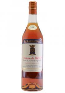 Chateau de Briat 2000 Bas Armagnac