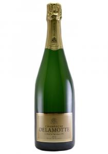 Delamotte 2012 Blanc De Blancs Brut Champagne