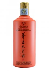 Moutai Bulaojiu Half Bottle Baijiu