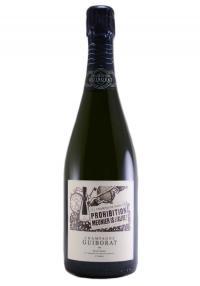 Guiborat Prohibition Extra Brut Champagne