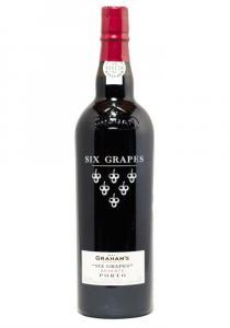 Graham's Six Grapes Half Bottle Port