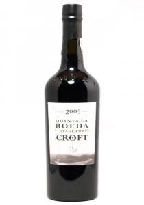 Croft 2005 Quinta Da Roeda Vintage Port