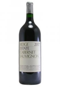 Ridge Vineyards Magnum 2017 Estate Cabernet Sauvignon