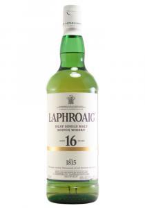 Laphroaig 16 Yr. Single Malt Scotch Whisky