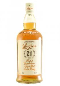 Longrow 21 Yr. Single Malt Scotch Whisky