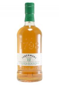 Tobermory 12 Yr. Single Malt Scotch