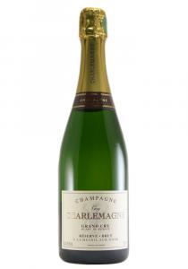 Guy Charlemagne Blanc de Blancs Brut Champagne
