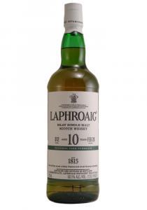 Laphroaig 10 Yr. Cask Strength Single Malt Scotch